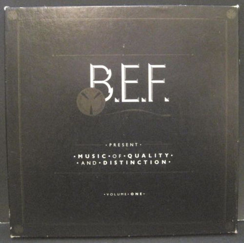 British Electronic Foundation B.E.F. - Present Music of Quality and Distinction 45rpm Box Set