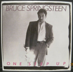 Bruce Springsteen - One Step Up b/w Roulette  PS