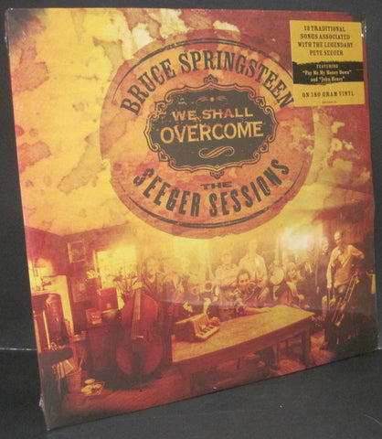 Bruce Springsteen - We Shall Overcome The Pete Seeger Sessions