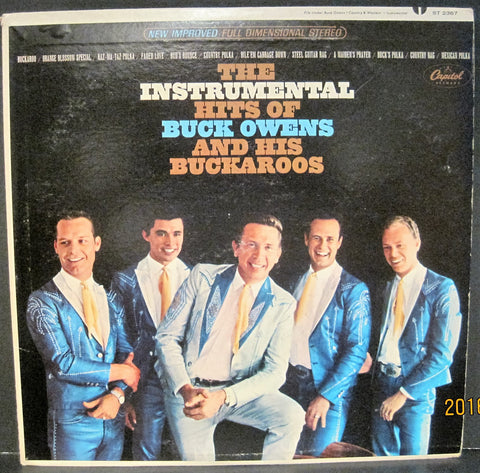 Buck Owens and His Buckaroos - The Instrumental Hits