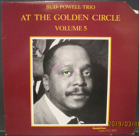 Bud Powell Trio At The Golden Circle Volume 5