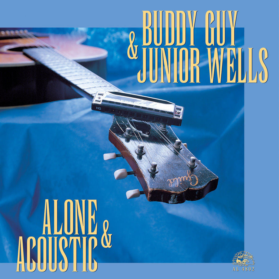 "Buddy Guy & Junior Wells ""Alone & Acoustic"""