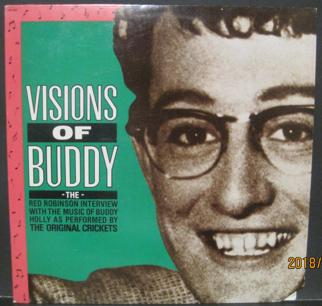 Buddy Holly - Visions of Buddy