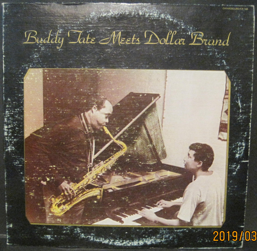 Buddy Tate Meets Dollar Brand