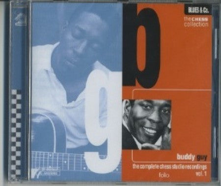 Buddy Guy - Complete Studio Recordings Vol 1