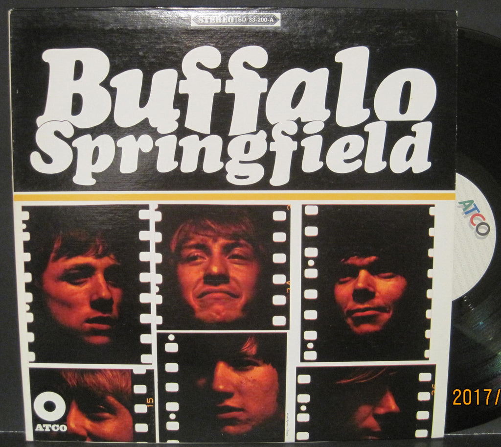 Buffalo Springfield Debut Lp