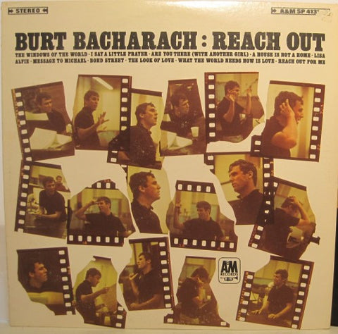 Burt Bacharach - Reach Out