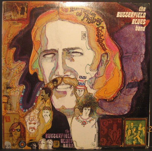 Butterfield Blues Band - Resurrection of Pigboy Crabshaw