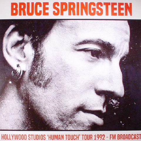 Bruce Springsteen Human Touch Tour 1992 - import 2 LP set FM Broadcast