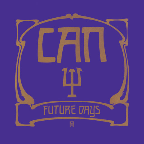 CAN - Future Days - limited edition colored vinyl
