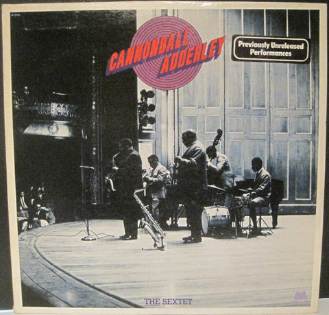 Cannonball Adderley - The Sextet