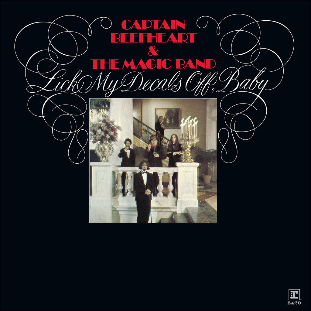 Captain Beefheart & the Magic Band - Lick My Decals Off, Baby 180g