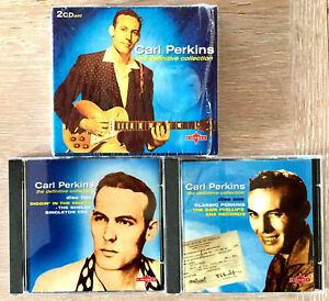 Carl Perkins - The Definitive Collection