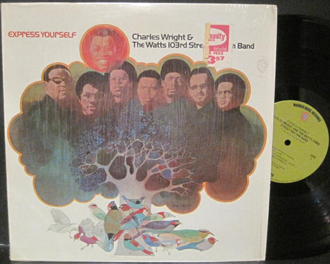 Charles Wright & The 103rd Street Rhythm Band - Express Yourself