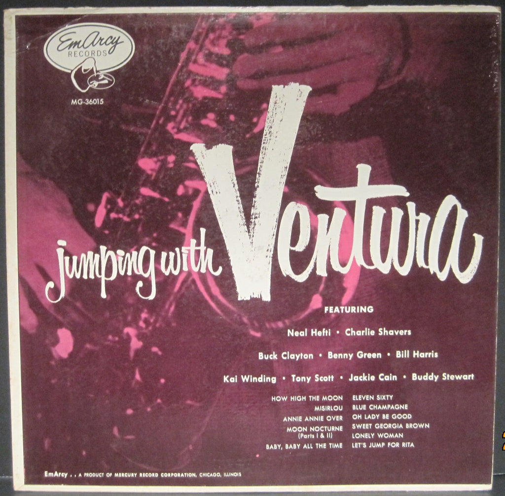 "Charlie Ventura ""Jumping with Ventura"""