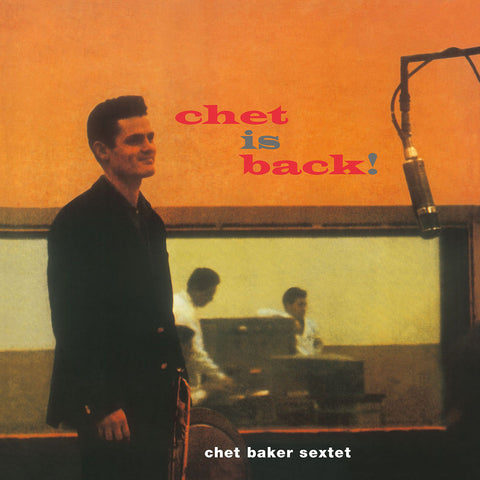 Chet Baker - Chet is Back! - Import 180g Vinyl!