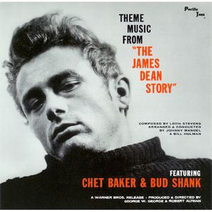 "Chet Baker & Bud Shank ""The James Dean Story"""