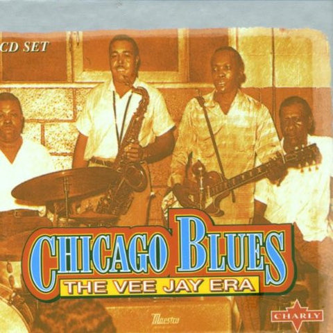 Various - Chess Blues - The Vee Jay Era - 2 CD set