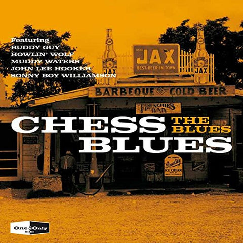 Various - Chess Blues - 25 essential tracks