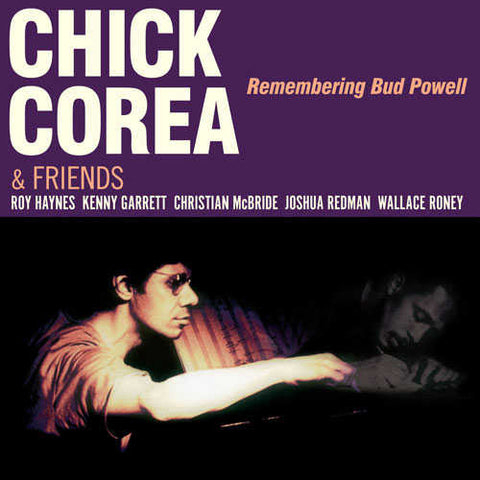 Chick Corea - Remembering Bud Powell - 2 LP 180g audiophile HQ