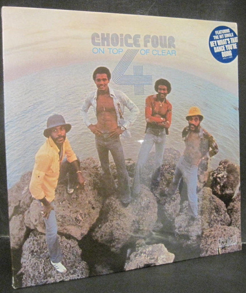 Choice Four - On Top of Clear