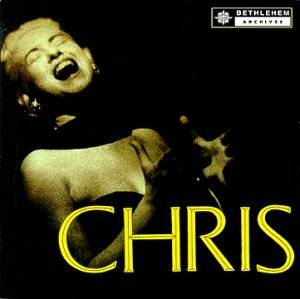 Chris Connor - Chris CD