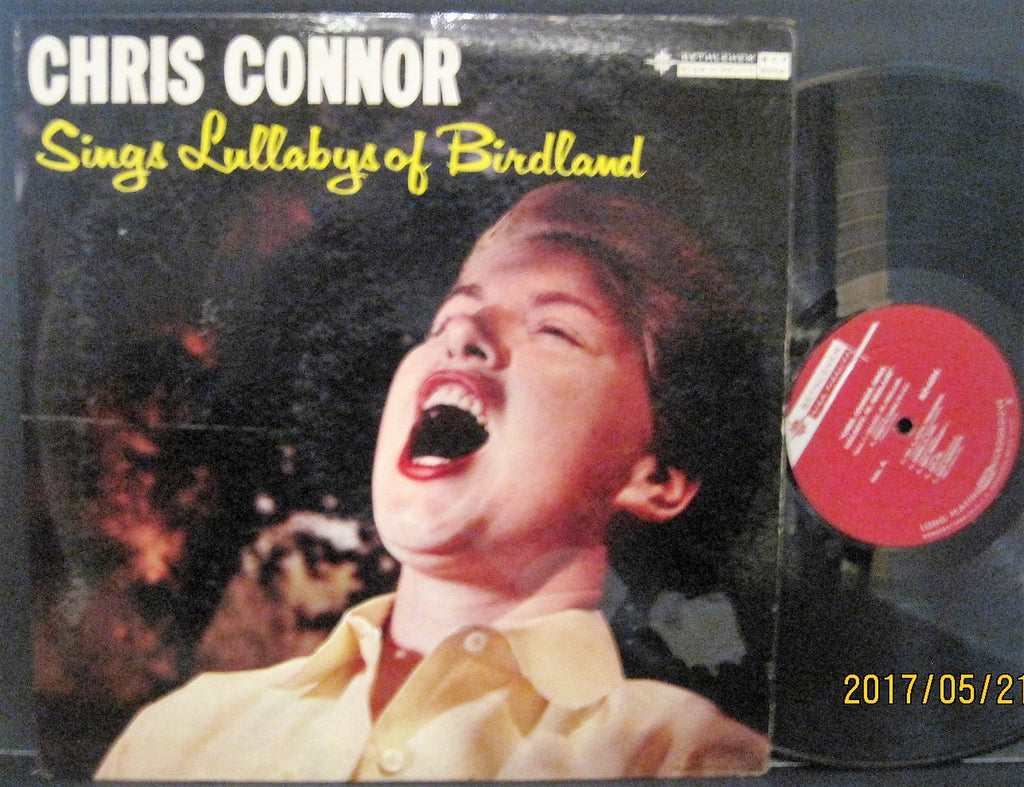 Chris Connor - Sings Lullabys Of Birdland LP