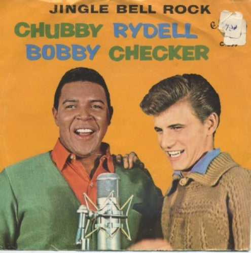 Chubby Checker and Bobby Rydell - Jingle Bell Rock/ Jingle Bells Imitations