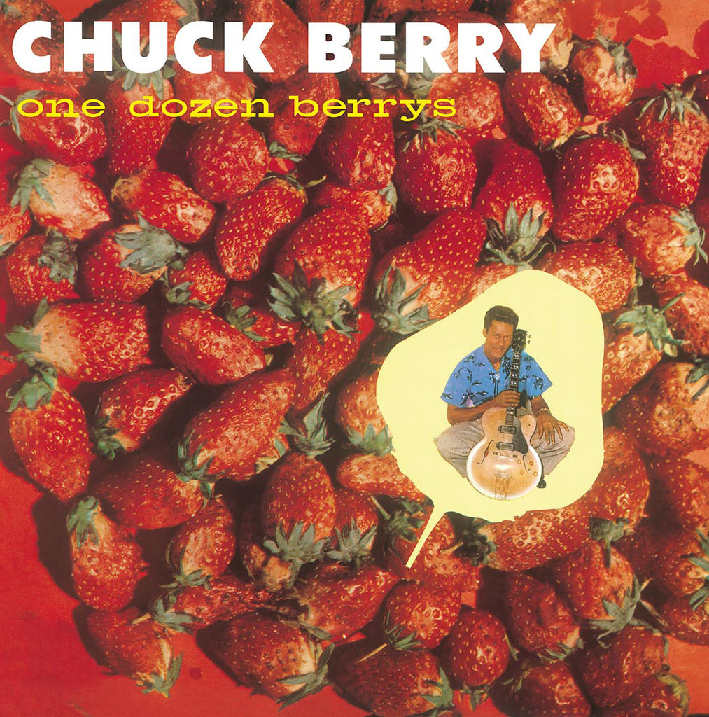 Chuck Berry - One Dozen Berrys - 180g import LP