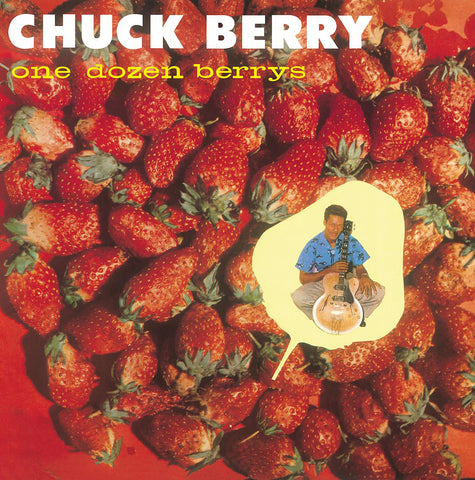 Chuck Berry - One Dozen Berrys - import LP