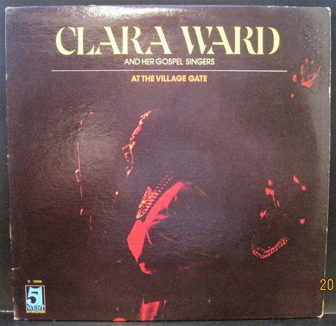 Clara Ward At The Village Gate
