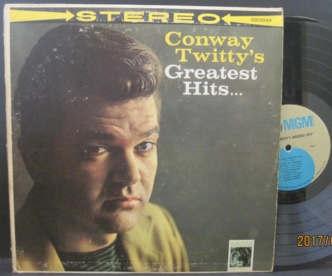 Conway Twitty - Conway Twitty's Greatest Hits
