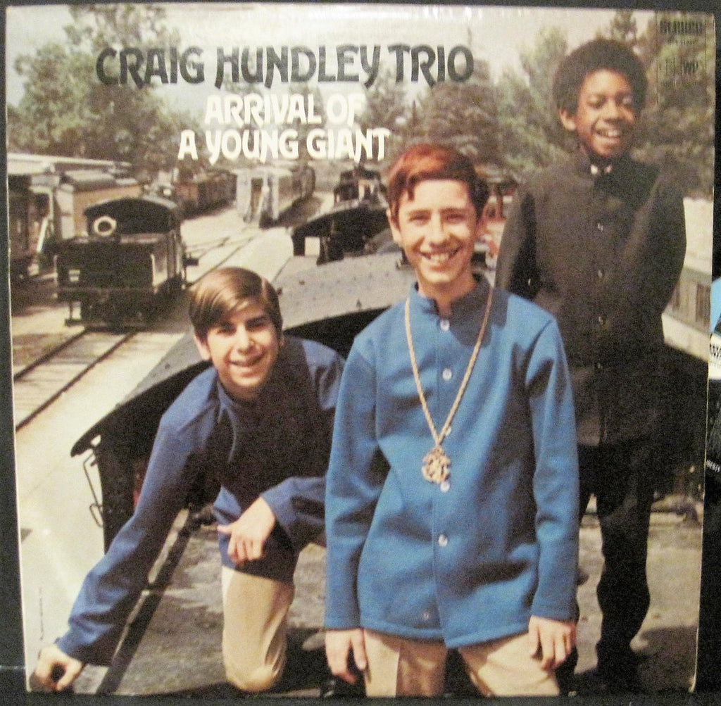Craig Hundley Trio - Arrival Of A Giant