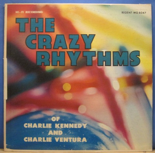 Charlie Venture & Charlie Kennedy - The Crazy Rhythms