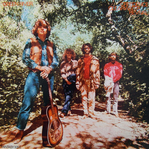 Creedence Clearwater Revival - Green River 180g w/ download