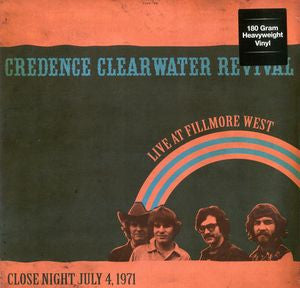 "Creedence Clearwater Revival ""Live at Fillmore West"" - 180g"