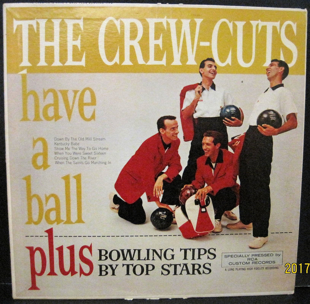 Crew-Cuts Have A Ball PLUS Bowling Tips!