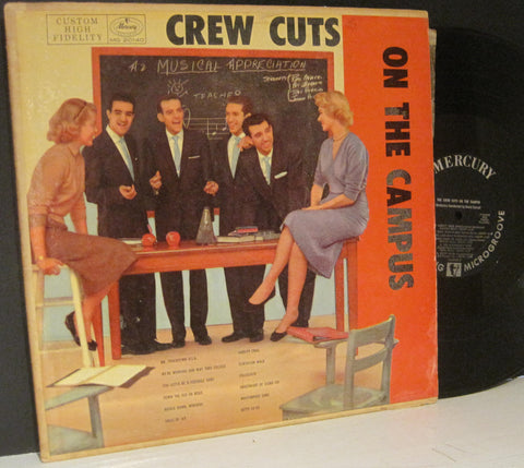 Crew Cuts - On The Campus