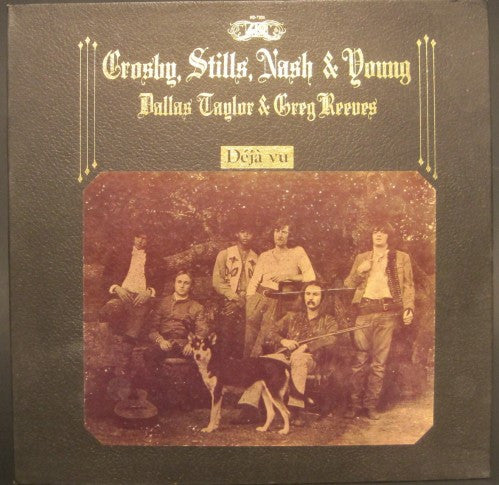 Crosby, Stills, Nash & Young - Déjá Vu