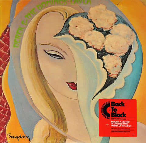 Derek and the Dominos - Layla and other 180g 2LP