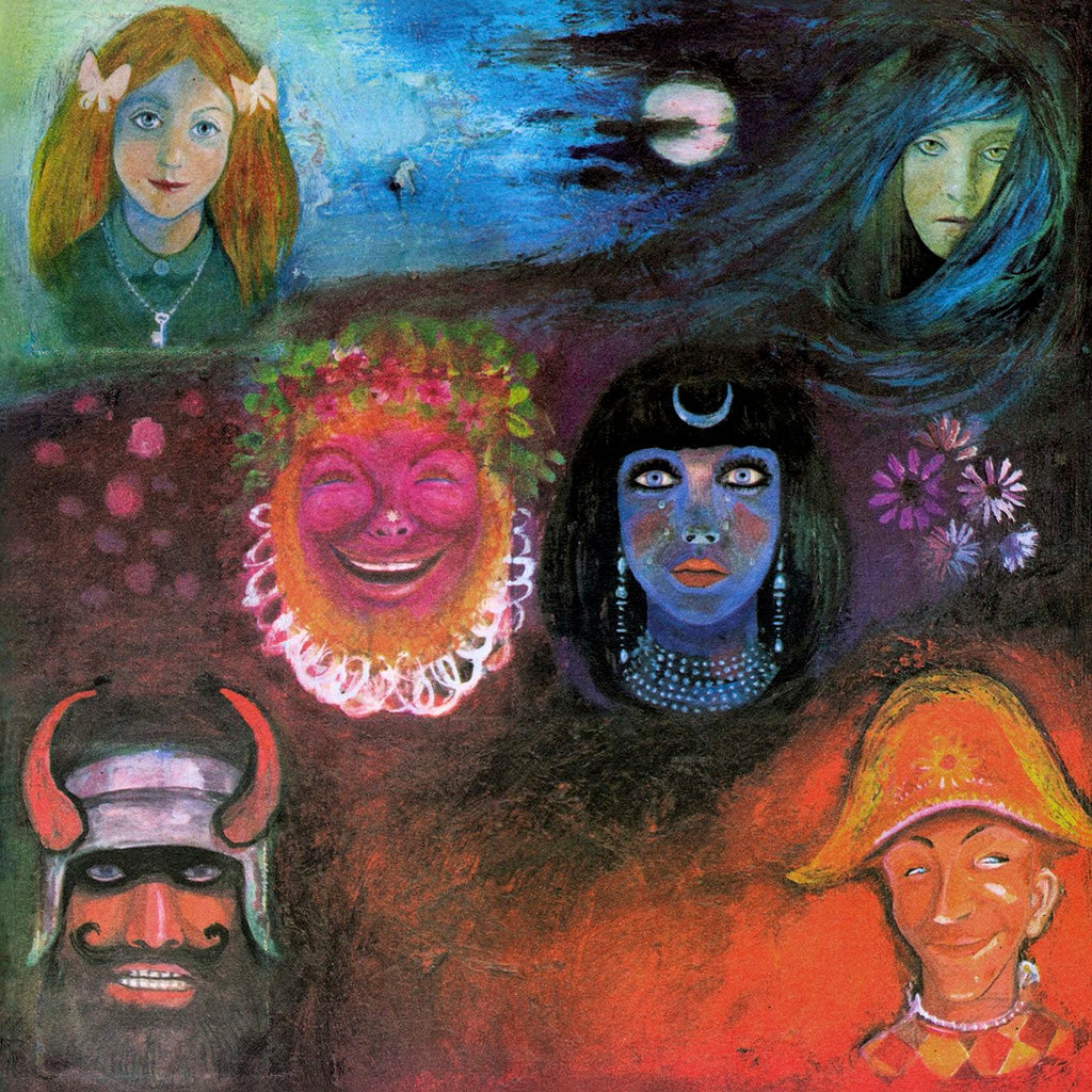 King Crimson - In the Wake of the Poseidon LP - 200g ed w/ Gatefol