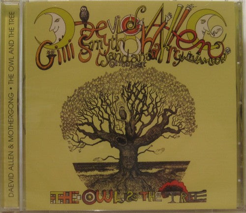 Daevid Allen and Mothergong - The Owl and The Tree