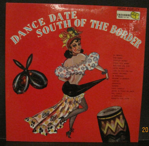 Dance Date South of The Border