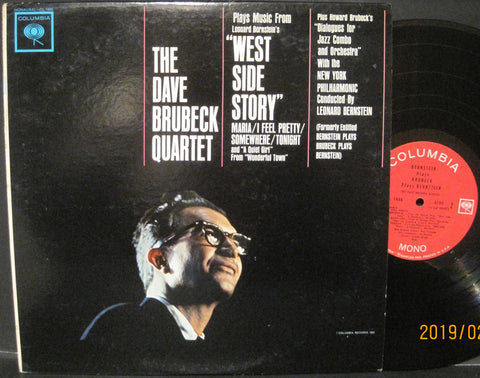 Dave Brubeck Quartet - West Side Story
