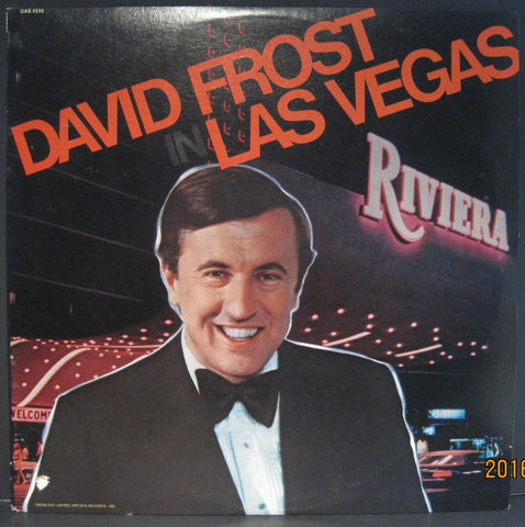 "David Frost ""Live in Las Vegas"""