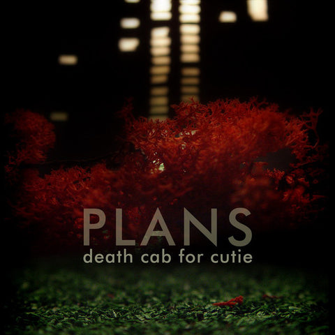 Death Cab for Cutie - Plans - deluxe 180g 2 LP