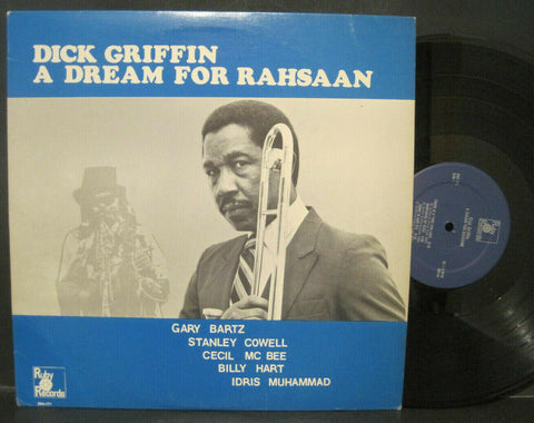 Dick Griffin - A Dream For Rahsaan