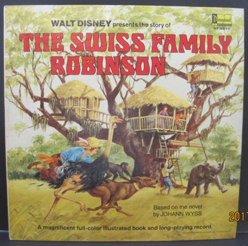 Walt Disney's Swiss Family Robinson