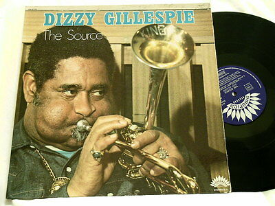 Dizzy Gillespie - The Source