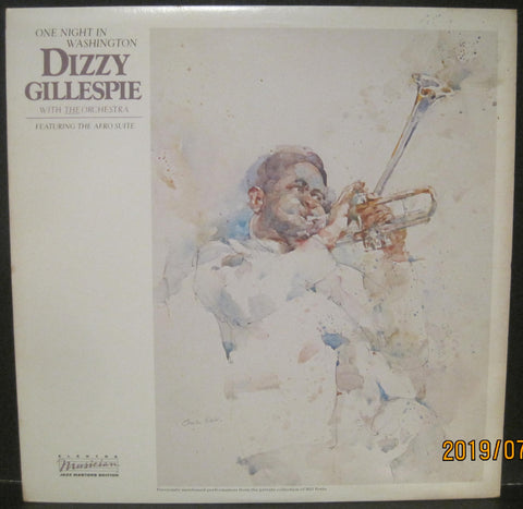 Dizzy Gillespie - One Night in Washington